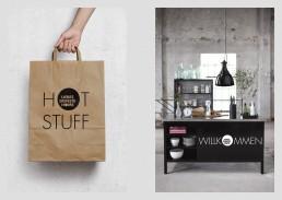 Liebesdienste Home Frankfurt, Logo- und Corporate Design Entwicklung