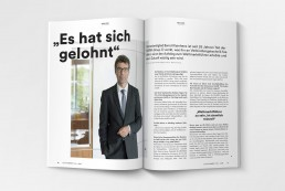 Let´s connect – Mitarbeitermagazin der NORMA Group